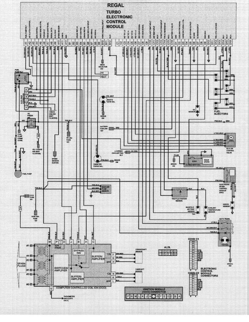 03 Buick Century Tps Wiring Diy Enthusiasts Diagrams Diagram Images Gallery