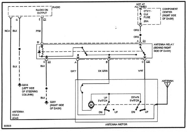 Gm Power Antenna Wiring Diagram Bhozaislunamaiuk \u2022rhbhozaislunamaiuk: 1996 Corvette Power Antenna Wiring Diagram At Gmaili.net